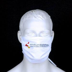 Individuelle Mundmasken für das Klinikum Bielefeld