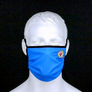 Masken für die Bahnhofsmission