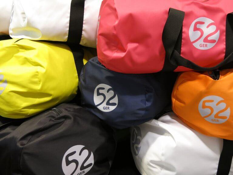 individuelle Sporttaschen