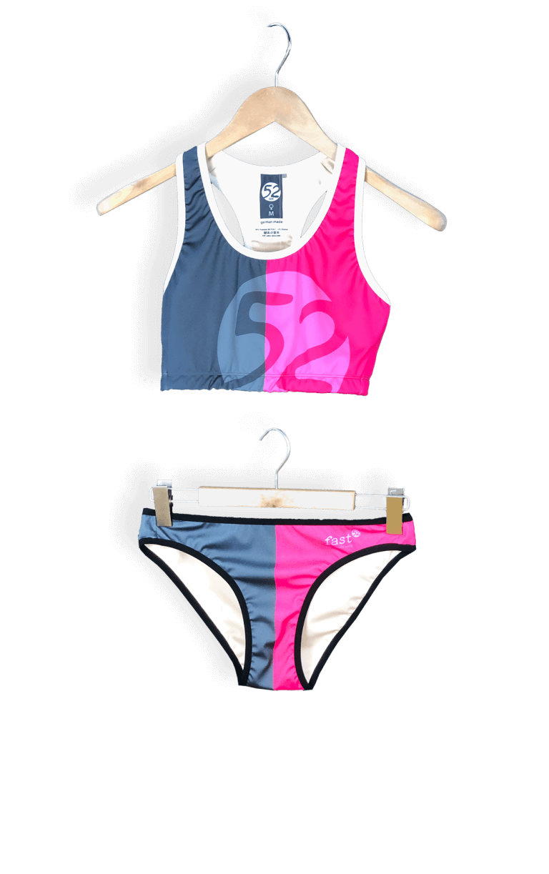 Bikini mit Individualisierung