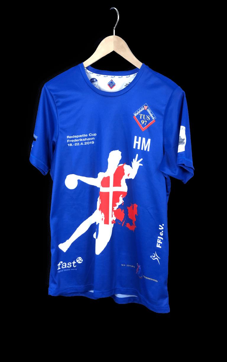 Handball Trikots mit individuellem Design
