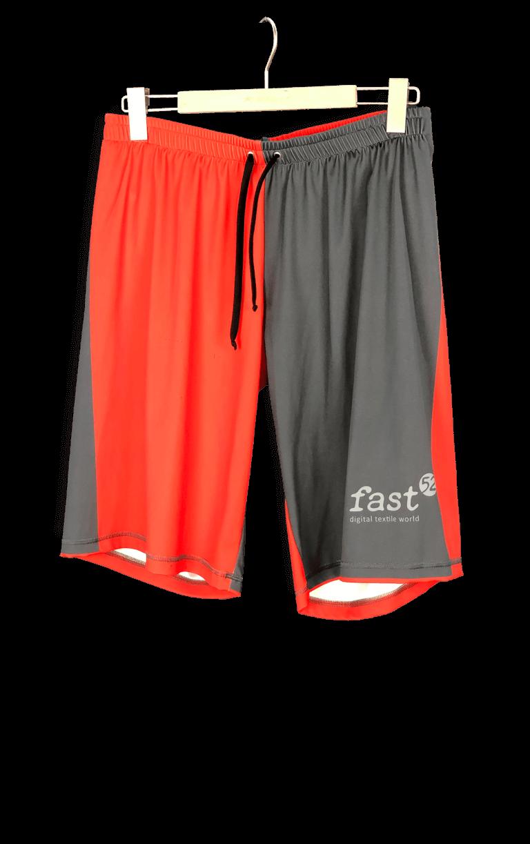 Sporthose mit Individualisierung
